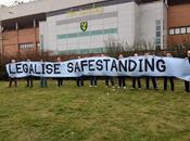 """""""Pressing ahead"""" Safe Standing tutto Mondo"""