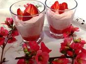 Mousse fragole