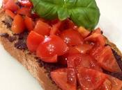 Bruschetta patè olive nere