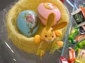 Lavoretti Pasqua, segnaposto forma uovo