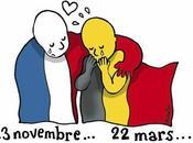 Parigi, novembre Bruxelles, marzo