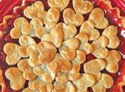Crostata cuoricini