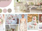 moodboard wednesday Floral inspired