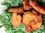 Sfiziosità Petto Pollo Impanato Parmigiano Parmesan Coated Chicken Breasts