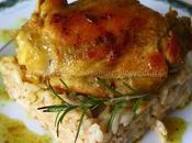 Risotto pollo curry curcuma