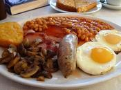 posti dove fare genuina, abbondante economica full English breakfast Londra!