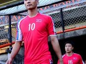 Com'è giocare calcio Corea Nord