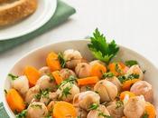 Insalata lampascioni carote