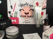 MYBEAUTYBOX Make your smile (box Marzo)