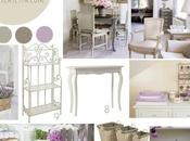 moodboard wednesday Stile provenzale