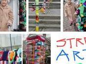 #Street_art anni colori #crochet