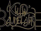 KILLIN' BAUDELAIRE Firma Jack Rock Agency, primo maggio