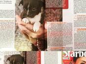 """Intervista sulla rivista """"Starbene"""" riguardo adozioni consapevoli animali"""