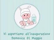 """""""Borotalco"""": abbigliamento, pannolini prodotti l'infanzia Inaugurazione Benedetto Tronto"""