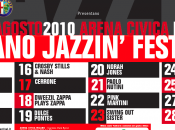 2night media partner milano jazzin festival 2010