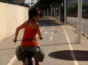 Olivia Snaije, freelance bicicletta