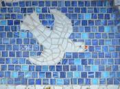 Auguri tutte mamme, colomba mosaico