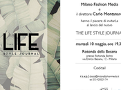 Riparte nuovo life style journal