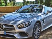 Mercedes cabrio urlo