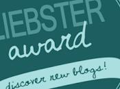 Liebster award 2016... magico momento bloggers (con aggiornamento).