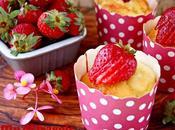 muffin yogurt fragole