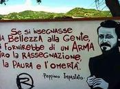 Impegno, memoria Peppino