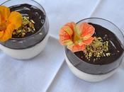 Panna Cotta alla Vaniglia salsa Cioccolato