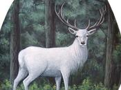 Cervo bianco Opere commissione