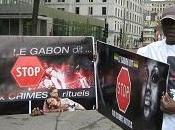Crimini rituali Gabon solo)