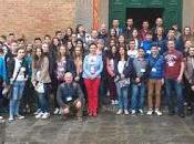 ERASMUS studenti-4-nazioni-visita-al-sacchetti