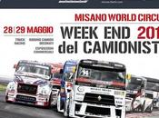 Week Camionista 2016. Misano Word Circuit maggio 2016