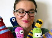 Crazy skittles tortoises race Love Crochet