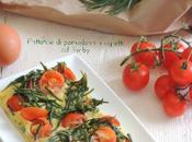 Frittata pomodorini agretti Bimby