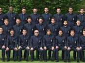 Italian Football Team Wears Ermanno Scervino