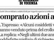 giugno Funerali organizzati dagli azionisti truffati dalla Popolare Vicenza