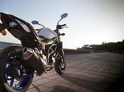 Suzuki SV650 ABS: sella ruote tutti