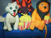 Idee festa compleanno bambini: Cinemas Play-Doh