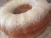 torta della Domenica: ciambella leggerissima volerà)