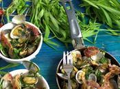 Vongole veraci stridoli pancetta croccante