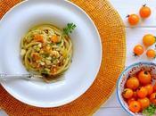 Pici alla Gallinella Mare Pomodorini Ciliegini Pinoli