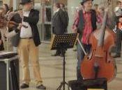 Flash alla stazione Vienna Carmina Burana