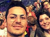 Diario viaggio: #Pooh50 selfie d'amore Giovanni Antonella della Basilicata