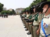 Trapani/ Bersaglieri. Reggimento festeggia 180° anniversario della Costituzione Specialità