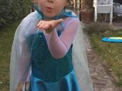 Festa Frozen costumi