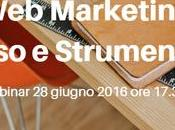 Marketing strumenti: webinar gratuito