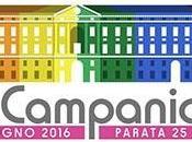 Caserta Campania Pride autobus Napoli Salerno