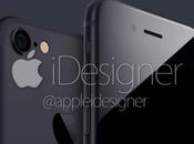iPhone Concept Arriva nuovo render della versione grigio siderale scura