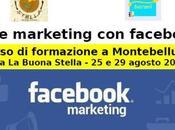 Montebelluna, Corso formazione come fare marketing facebook. Casa Buona Stella, agosto 2016