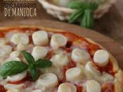 Pizza cuore palma formaggio manioca palmito queijo mandioca