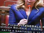 Ratifiche: FitzGerald Nissoli (DS-CD) interviene nell'Aula Montecitorio dichiarazioni voto favorevole Gruppo parlamentare